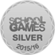 Sainsbury School Games Silver 2015/16